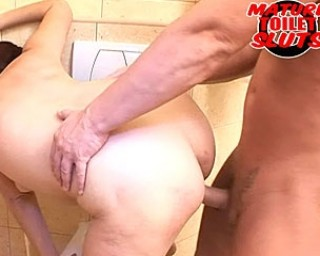 Swallow that cock deep in you mature slut